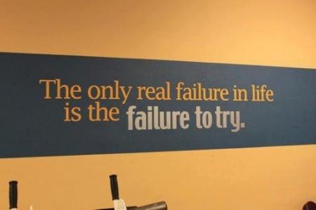 Real failure