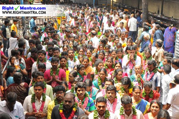 Siruvapuri Murugan Thirukkalyanam 16