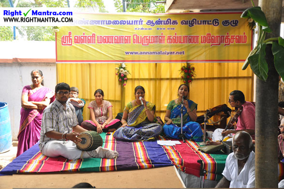 Siruvapuri Murugan Thirukkalyanam 8