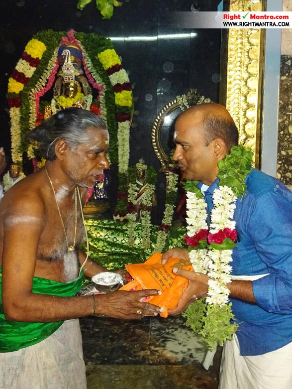 Gudiyatham Kasi Viswanadhar Temple 16