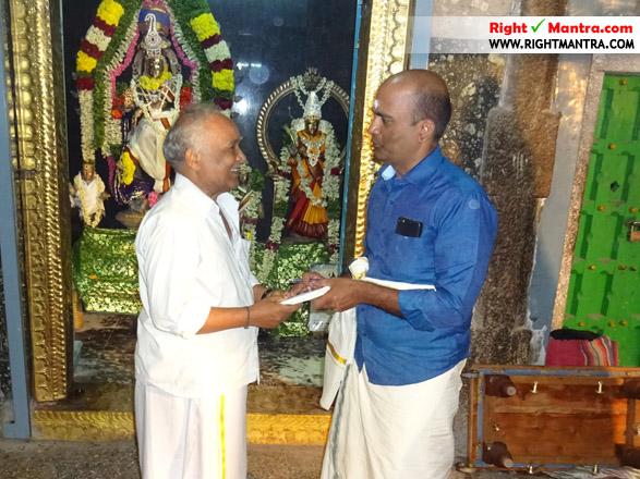 Gudiyatham Kasi Viswanadhar Temple 17