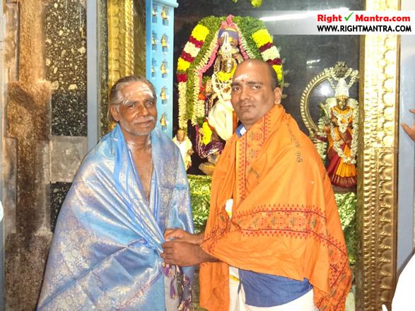 Gudiyatham Kasi Viswanadhar Temple 19
