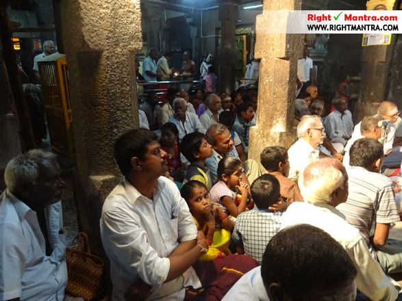 Gudiyatham Kasi Viswanadhar Temple 4