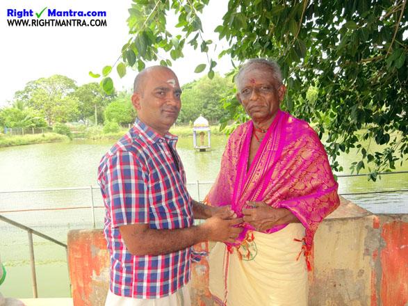 Thirupamburam Shanmuga Odhuvar
