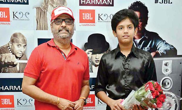 Actor Vivek Son