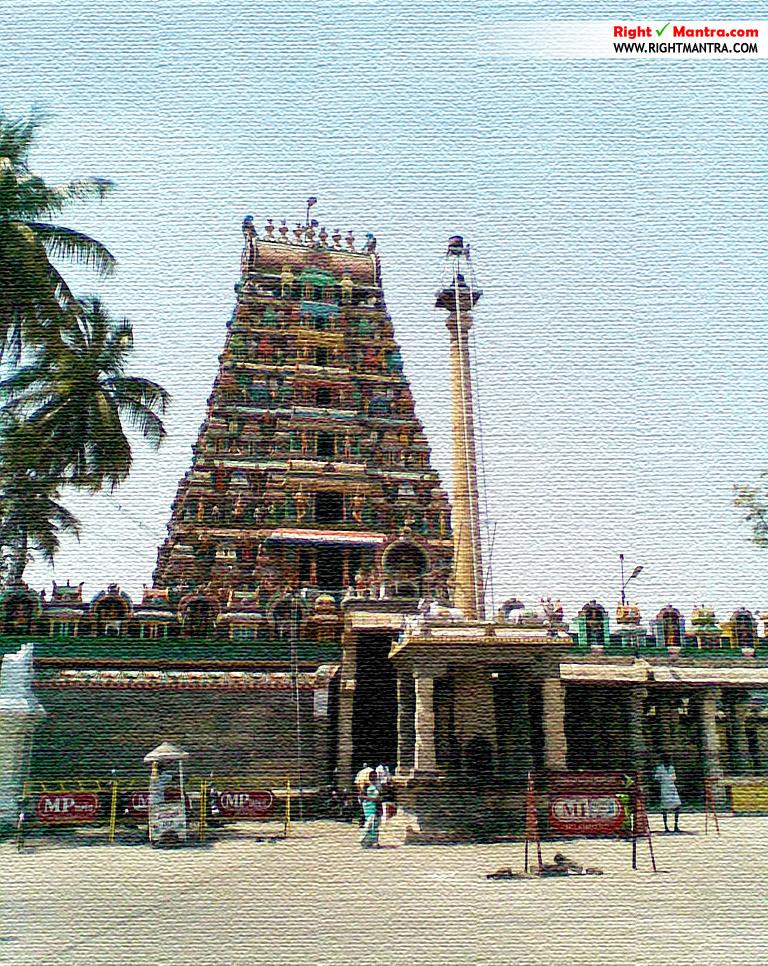 Avinasi Temple Gopuram