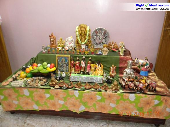 Navarathiri Golu_Eswar 1