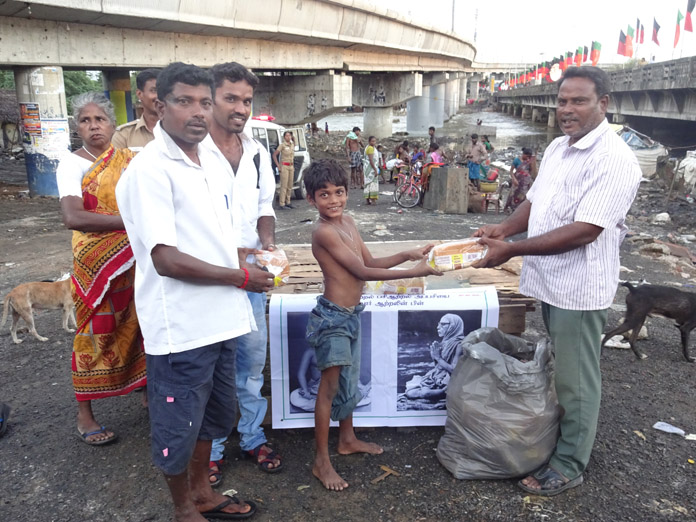 Chennai floods relief 6