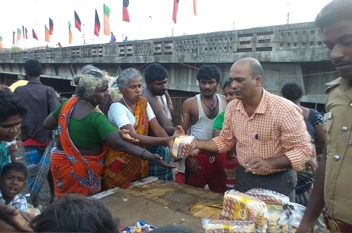 Chennai floods relief 8