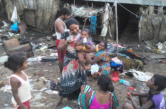 Chennai floods relief 9