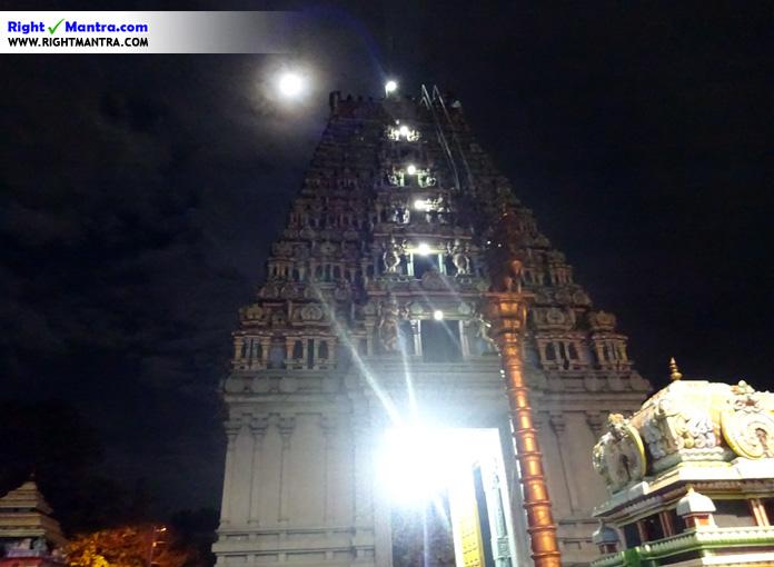 Kasi Viswanadhar temple gopuram_1