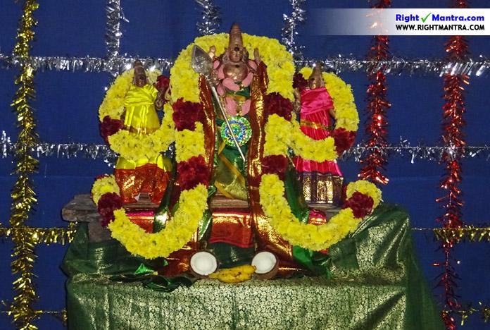 கந்தசஷ்டி அன்று குன்றத்தூர் முருகன் அலங்கராம்