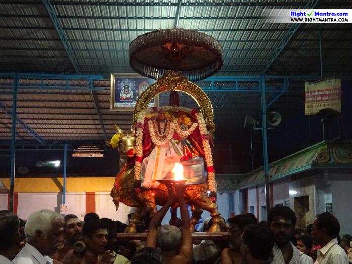 Kundrathur Nageswarar