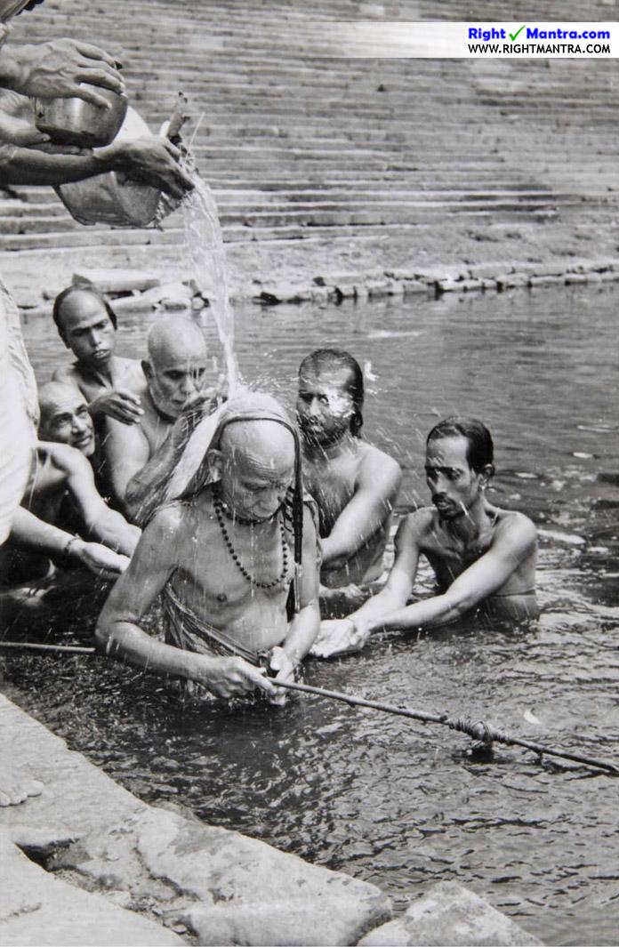Maha Periyava Gangabishekam