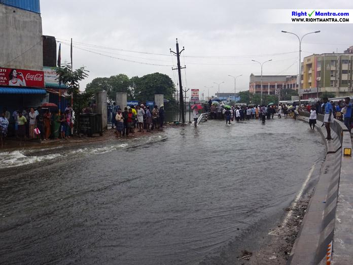 Porur floods