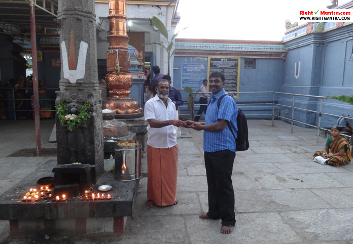Rightmantra New Year temple visit 14