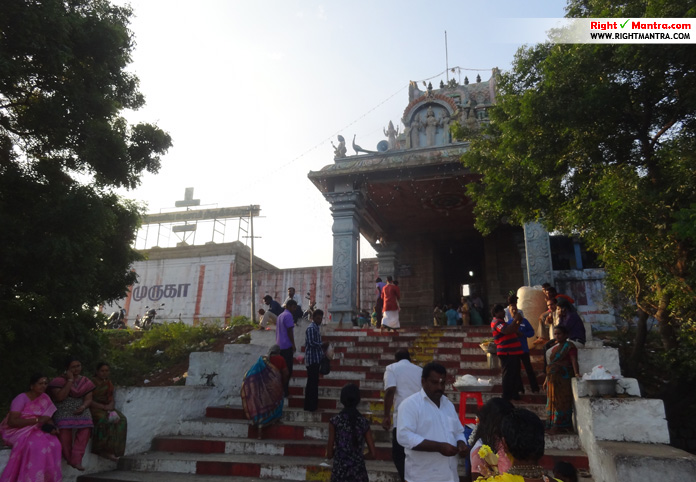 Rightmantra New Year temple visit 17