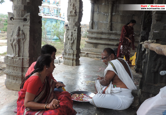 Rightmantra New Year temple visit 56