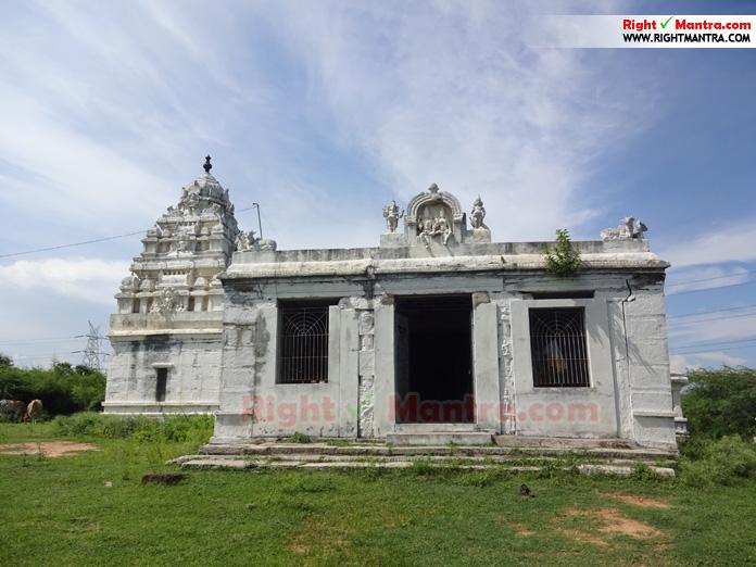 மரகதாம்பாள் சமேத ஸ்ரீ மாந்தீஸ்வரர் திருக்கோவில், நம்பாக்கம்.
