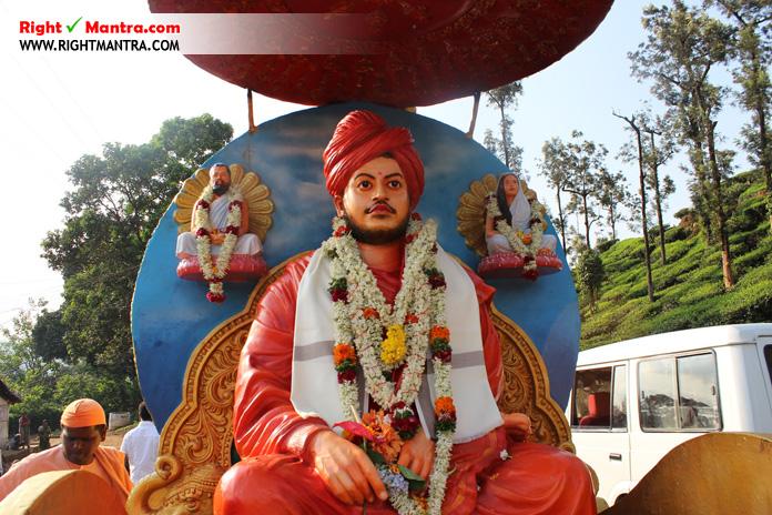 Swami Vivekanandha rath