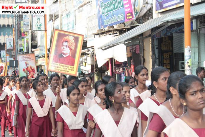 Swami Vivekanandha rath4