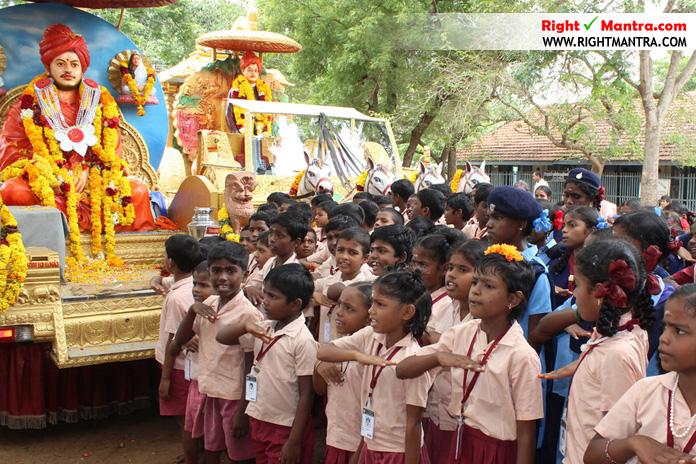 Swami Vivekanandha rath7