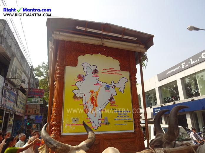 Hare Krishna Bullock Cart 4