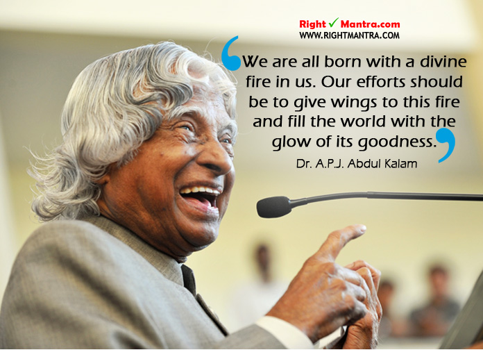 Kalam super quote