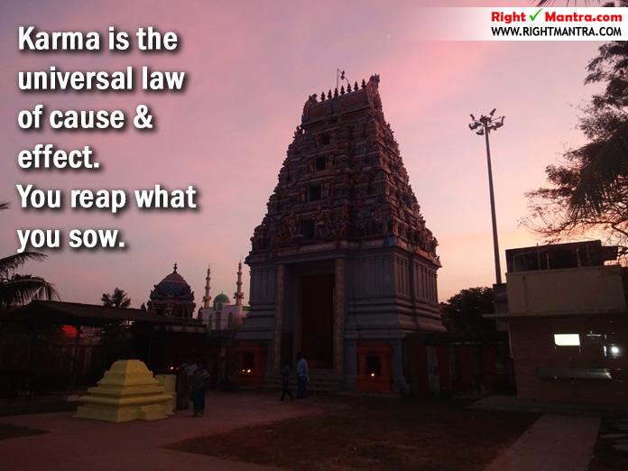 karma law