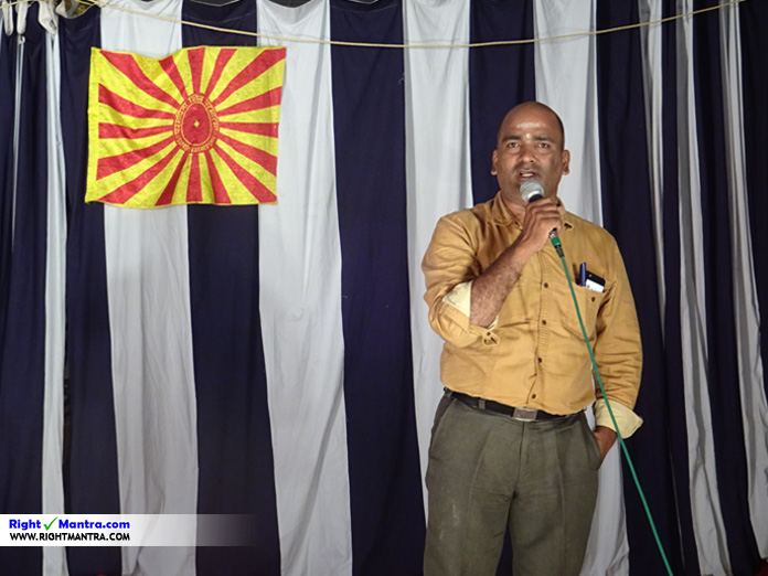 Bramma kumarigal sangam speech