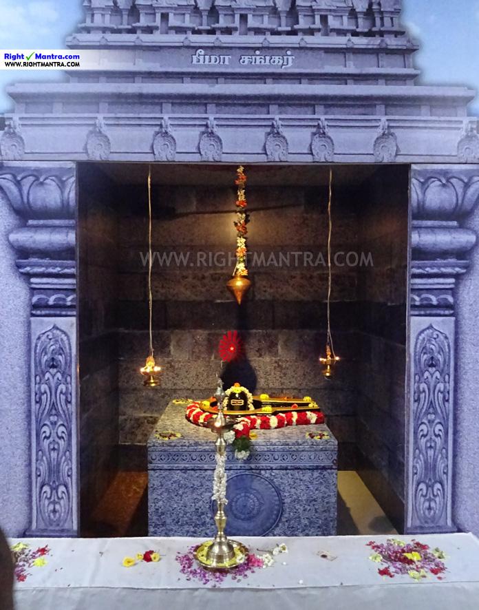 Jyotir Linga - Bramma kumaris Bheema Sankar