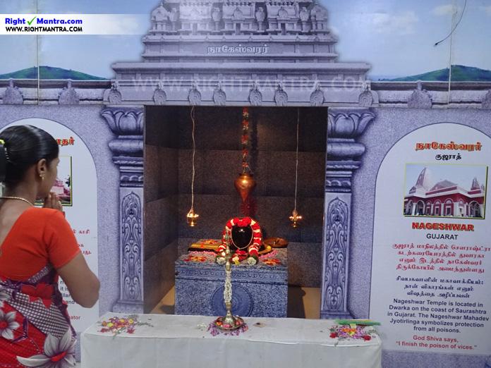 Jyotir Linga - Bramma kumaris Nageswar