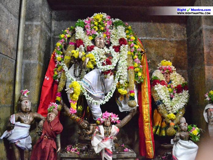 Kadambur temple