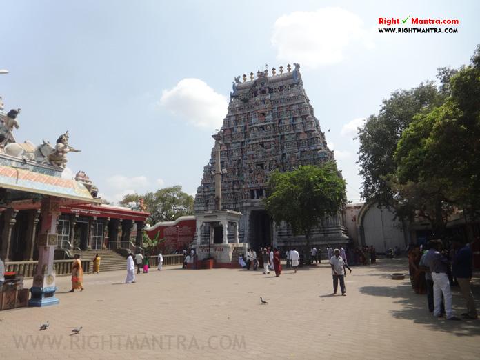 அருள்மிகு சௌந்தரநாயகி உடனுறை பசுபதீஸ்வரர் திருக்கோவில், கரூர்