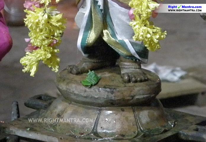 திருஞானசம்பந்தர் திருப்பாதம்