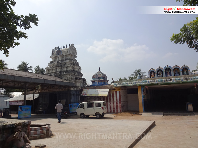 Thirucherai Debt Releif temple 2