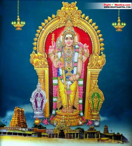 Tiruchendur Murugan