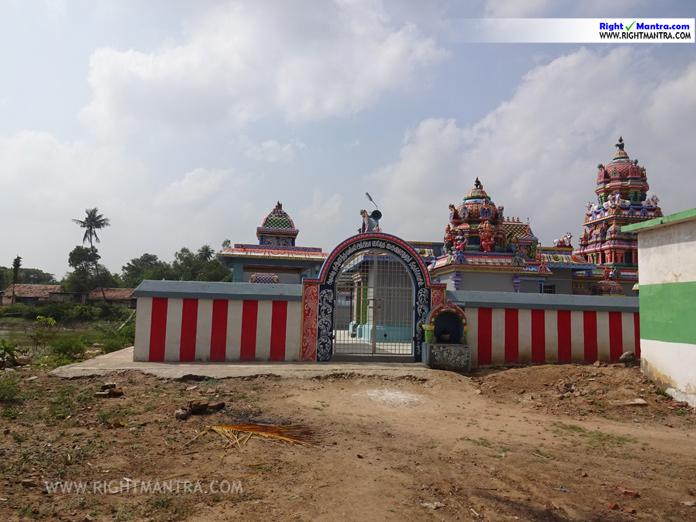 உத்தமதானபுரத்தில் உள்ள சிவாலயம் - மிகவும் சிதிலமடைந்துபோன இந்த கோவிலை ஊர் மக்கள் புனருத்தாரணம் செய்து கும்பாபிஷேகம் செய்திருக்கிறார்கள்