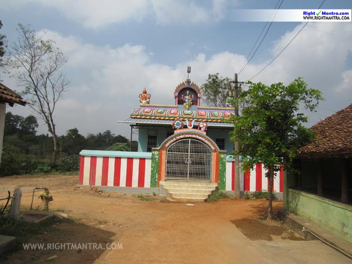 உத்தமதானபுரத்தில் உள்ள பெருமாள் கோவில்