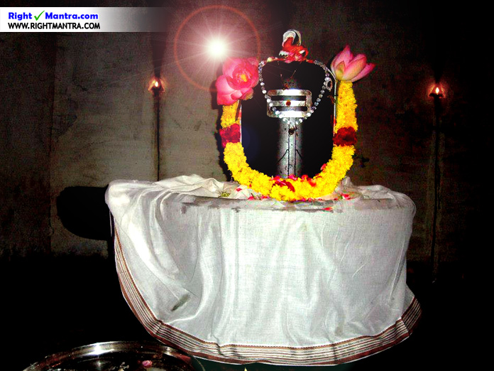 beautiful sivalingam