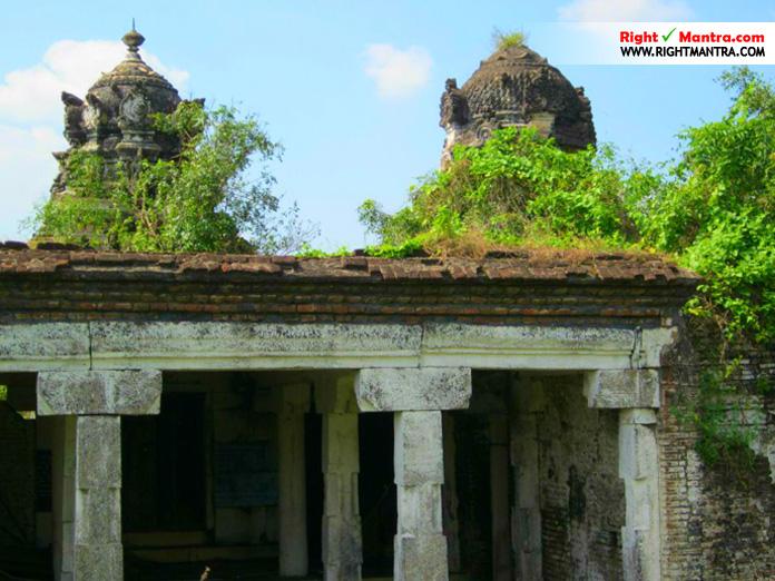 Siva temple
