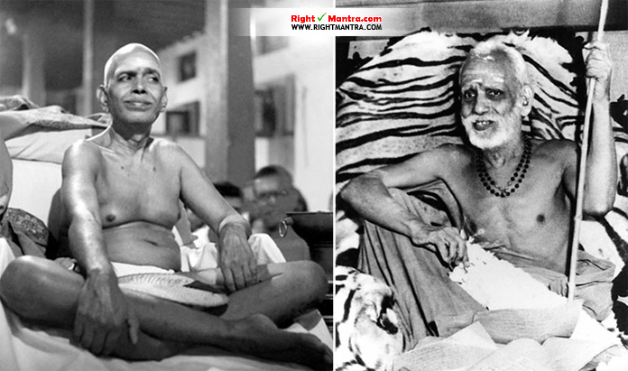 Maha Periyava and Ramana
