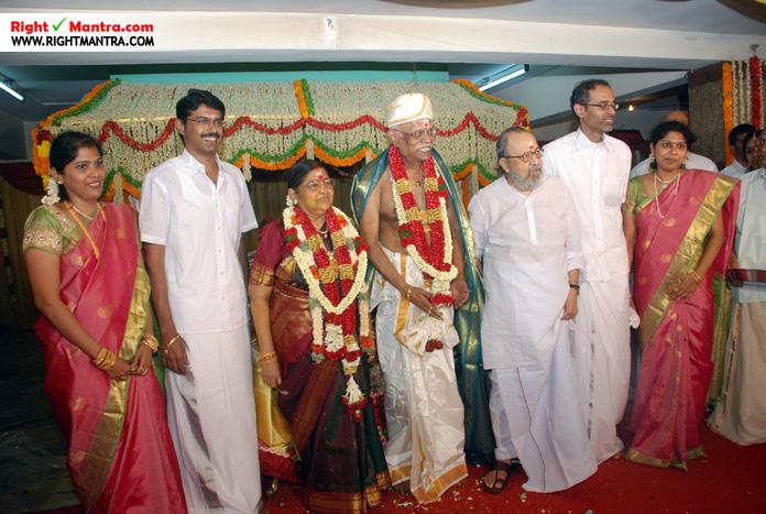 Panju Aruncahalam family