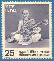 Muthuswami dikshitar