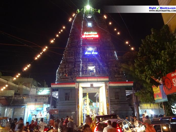 மயிலை காரணீஸ்வரர் திருக்கோவில், பஜார் வீதி, மயிலாப்பூர், சென்னை - 600004