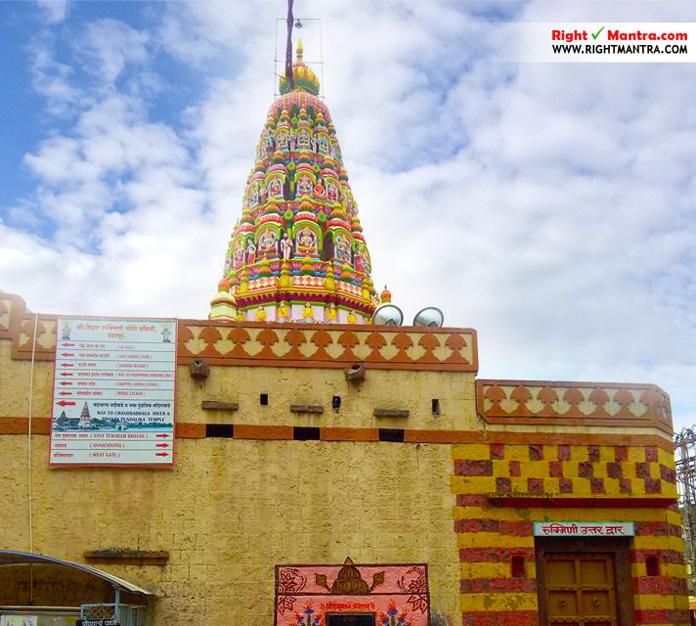 pandaripur-temple