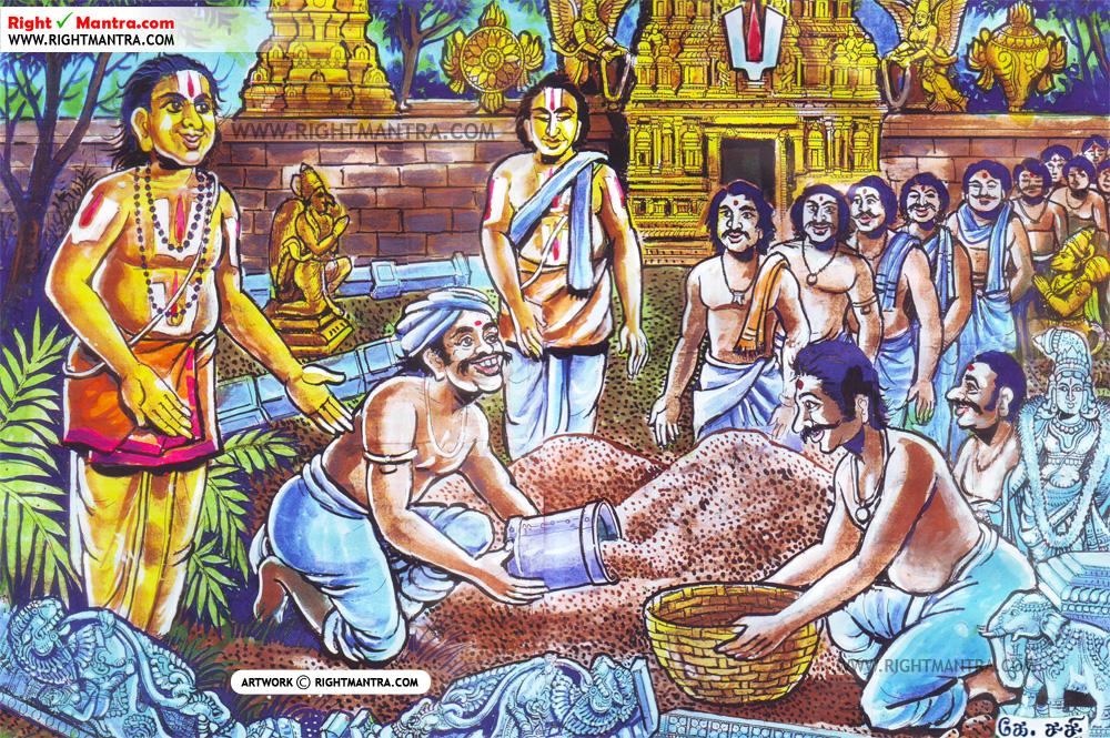 srirangam-temple-thirumangaiyazhvar
