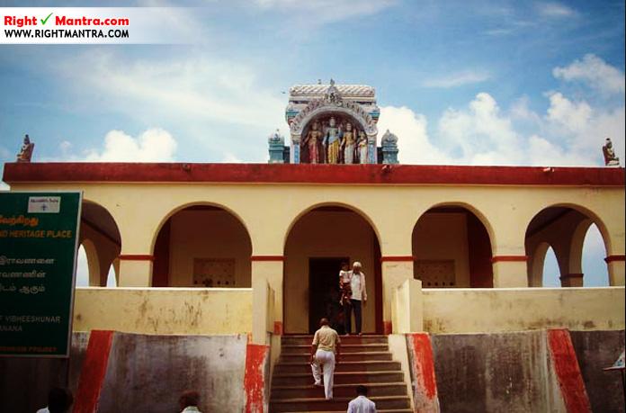 vibeeshna-temple