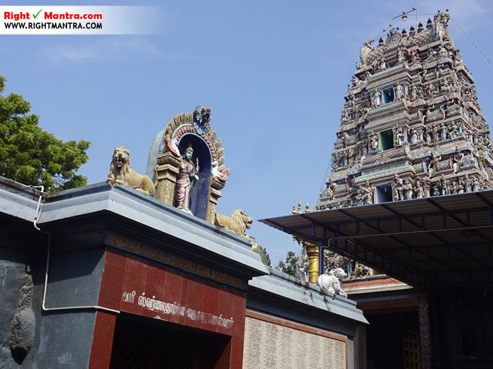 மயிலை காரணீஸ்வரர் திருக்கோவில்