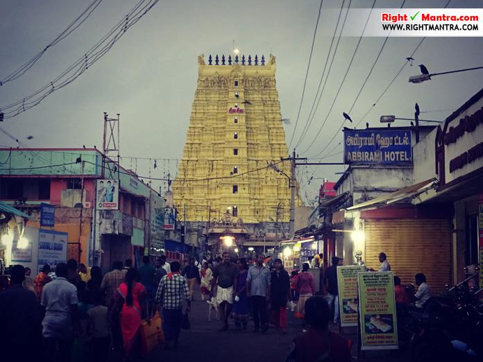 அதிகாலை 5.30 க்கு ராமேஸ்வரம்...!